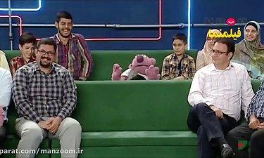 جناب خان و دوبله انگلیسی حرف های رامبد جوان