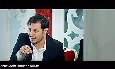 سکانسی از بازی پیمان قاسم خانی در «چهارانگشت»