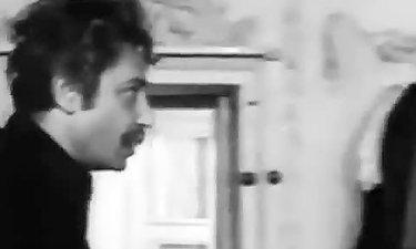 سکانسی از فیلم قیصر با حضور مرحوم جمشید مشایخی عزیز
