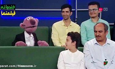جناب خان و تیم فوتبال احلام