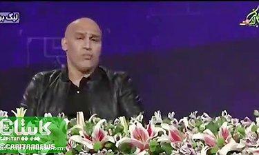 سوتی عجیب علیرضا منصوریان در برنامه «فوتبال برتر»