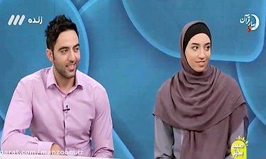 داستان جالب آشنایی و ازدواج کیمیا علیزاده با حامد معدنچی