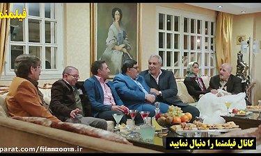 مهران مدیری و دور زدن تحریم ها - سکانس خنده دار سریال هیولا