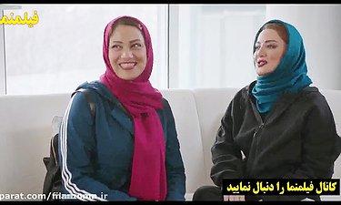 گل کشیدن پسر مهران مدیری - سکانس خنده دار سریال هیولا