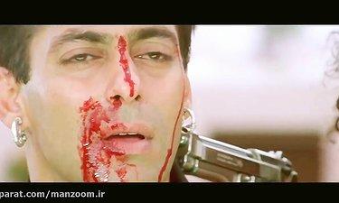 سکانس اکشن سلمان خان - فیلم هندی tumko na bhool payenge