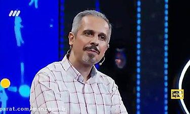 صحبتهای احسان علیخانی درباره جواد رضویان