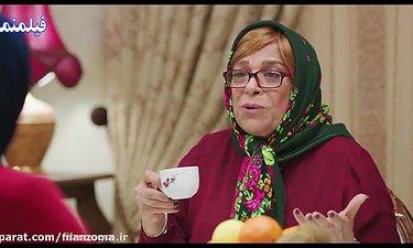 شعر گفتن عاشق و معشوق ایرانی - سکانس خنده دار سریال هیولا