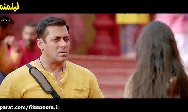سلمان خان و دختر بچه سمج - فیلم هندی Bajrangi Bhaijaan 2015