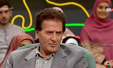 ابوالفضل پورعرب در برنامه خندوانه