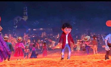 ویدیو جدید انیمیشن Coco
