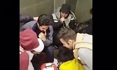 ویدیویی از پشت صحنه «لاتاری» ساخته محمد حسین مهدویان