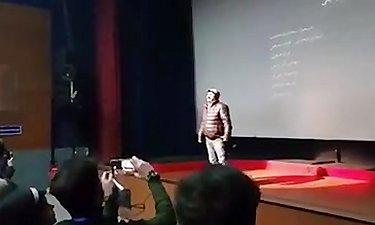 تشویق «مصادره» و مهران احمدی در سینما جوان