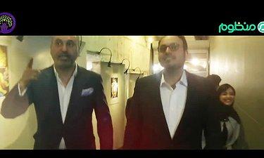 حمیدفرخ نژاد، ساعد سهیلی و جوادعزتی در نشست خبری لاتاری/ اختصصاصی منظوم