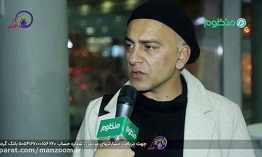 حمیدرضا آذرنگ: با حذف قهرمان سینمای ما لطمه زیادی خورده