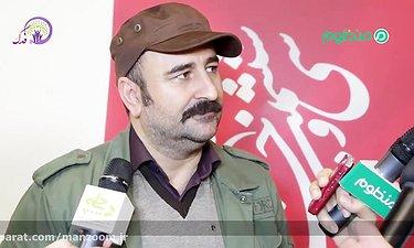 گفتگوی جذاب منظوم با مهران احمدی درباره پایتخت و مصادره