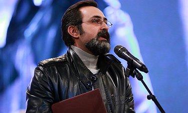 انتقاد تند وحید جلیلوند علیه صداوسیما در اختتامیه فجر