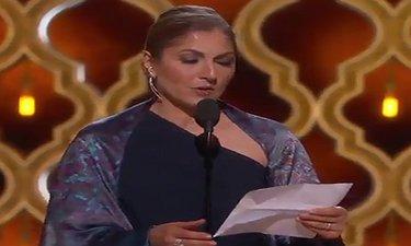 ویدئوی کامل لحظه برنده شدن فیلم «فروشنده» در اسکار