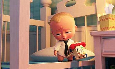 تریلر جدید انیمیشن «بچه رئیس» boss baby 2017