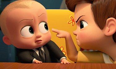 تریلر انیمیشن «بچه رئیس» boss baby 2017